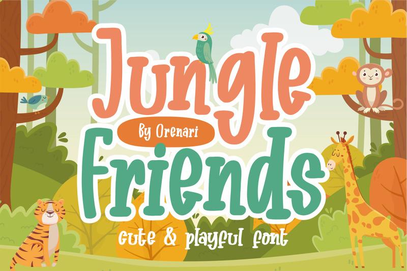 jungle-friends