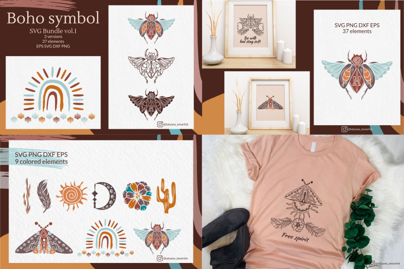 huge-doodle-insect-bundle-svg-graphic-5-in-1-70-off