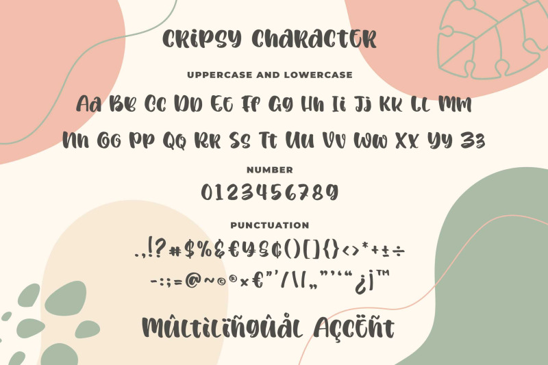 cripsy-a-funny-handwritten-font