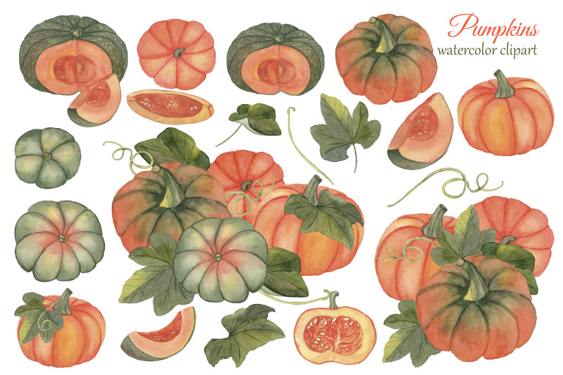 watercolor-pumpkins-clipart-fall-png-pumpkins-wreath
