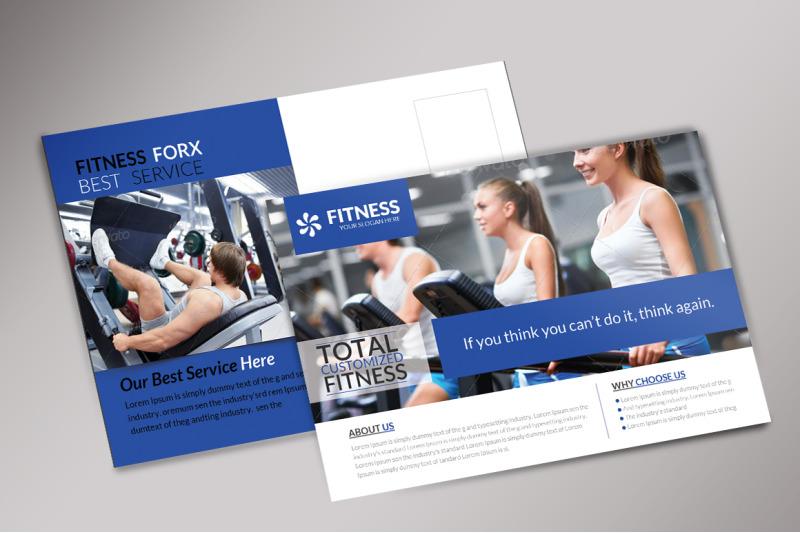 corporate-fitness-postcard