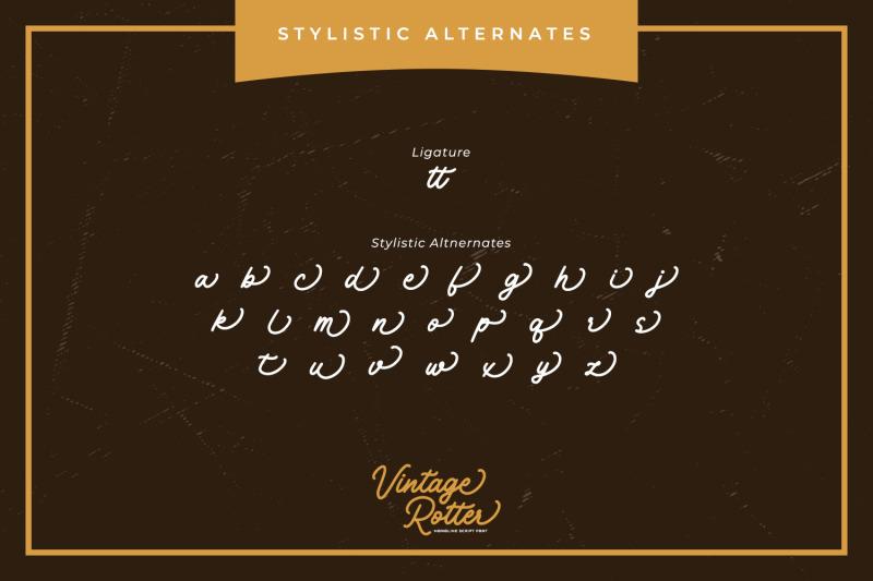 vintage-rotter-monoline-script-font