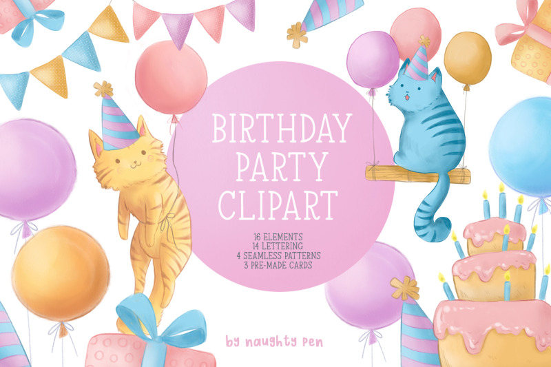 birthday-party-clipart