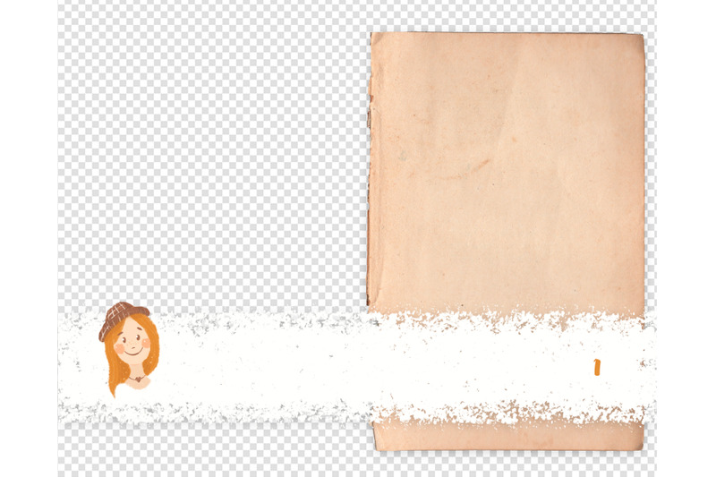 old-vintage-digital-paper-layout-of-an-old-book-vintage-spread-page