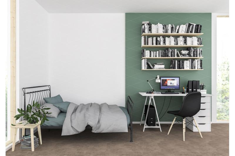 Download Interior scene_artwork background_interior mockup Free Mockups