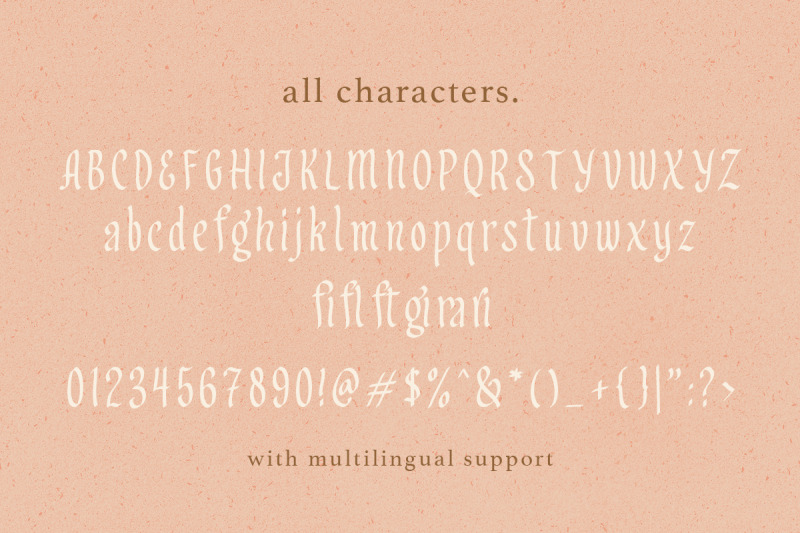 fragilly-a-cute-font