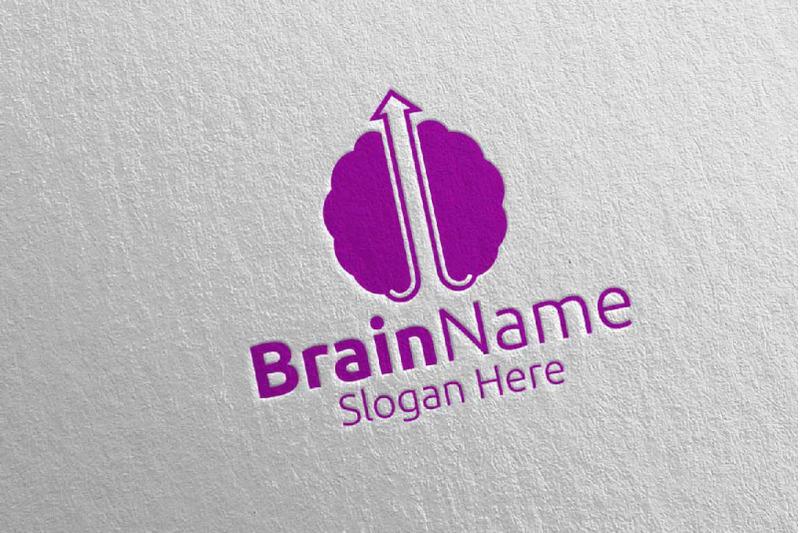 arrow-brain-logo-design-55