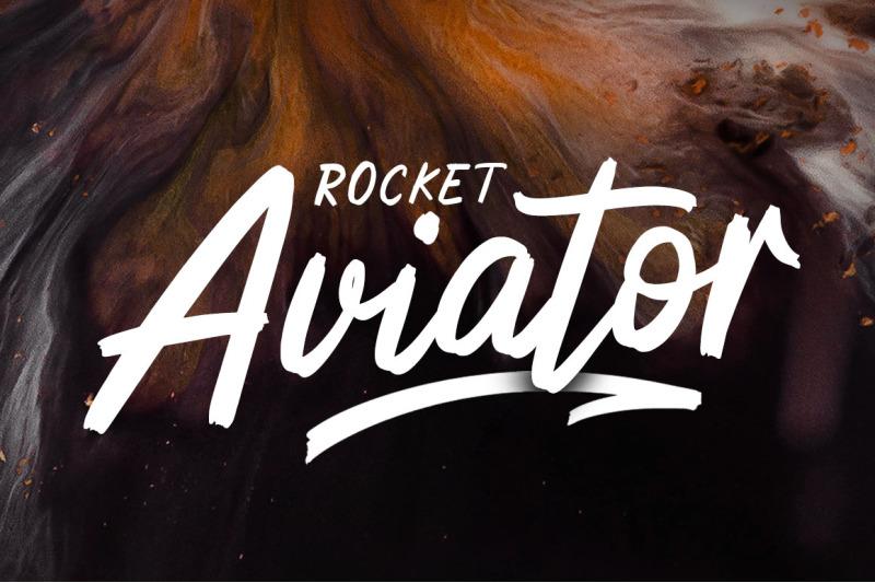 rocket-aviator