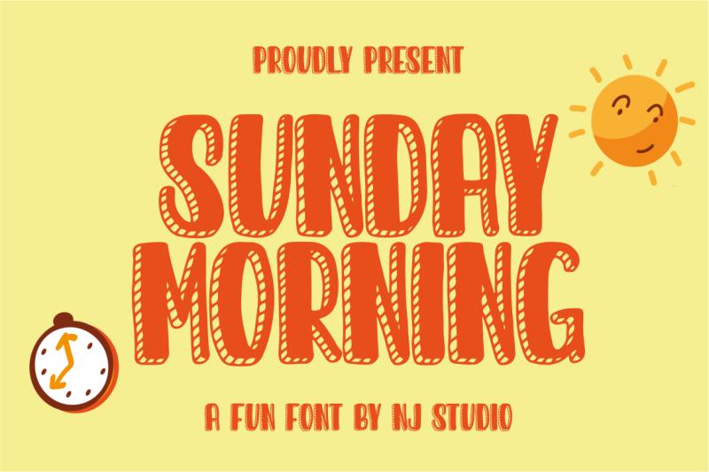sunday-morning