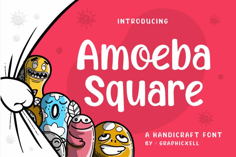 amoeba-square