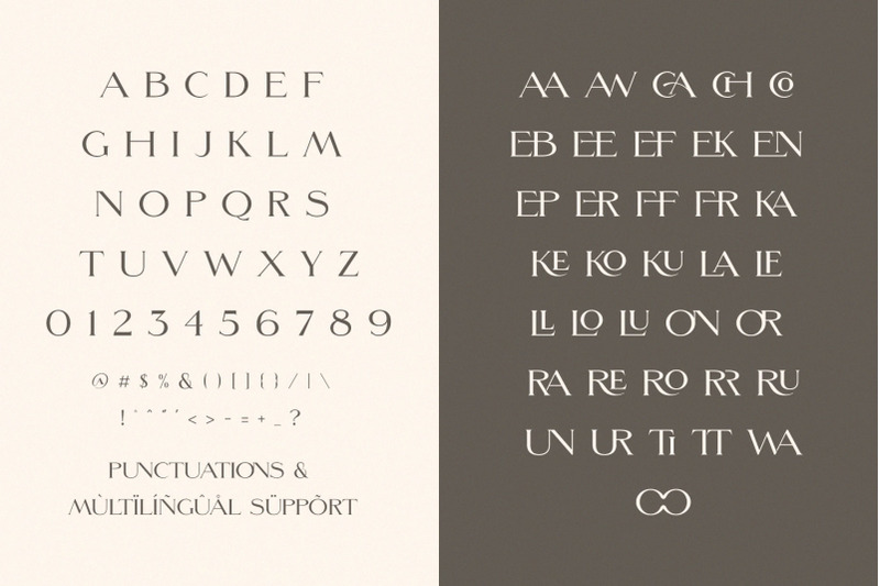 morefren-serif-ligature-font