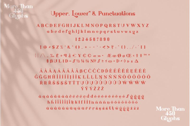 bougenville-modern-vintage-serif