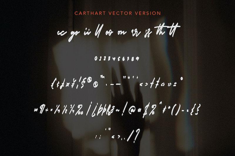 carthart-svg-brush-font