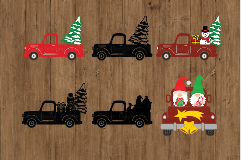 christmas-truck-svg-christmas-svg-cut-files-christmas-truck-clipart