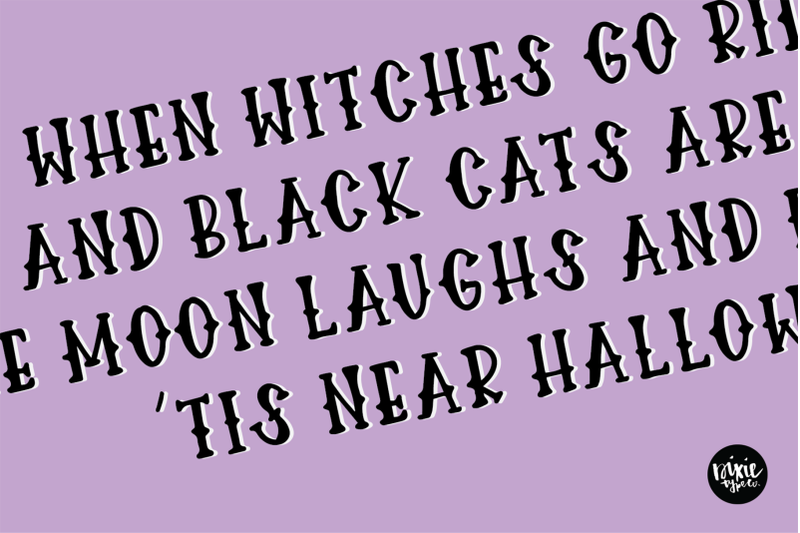 definitely-haunted-halloween-font