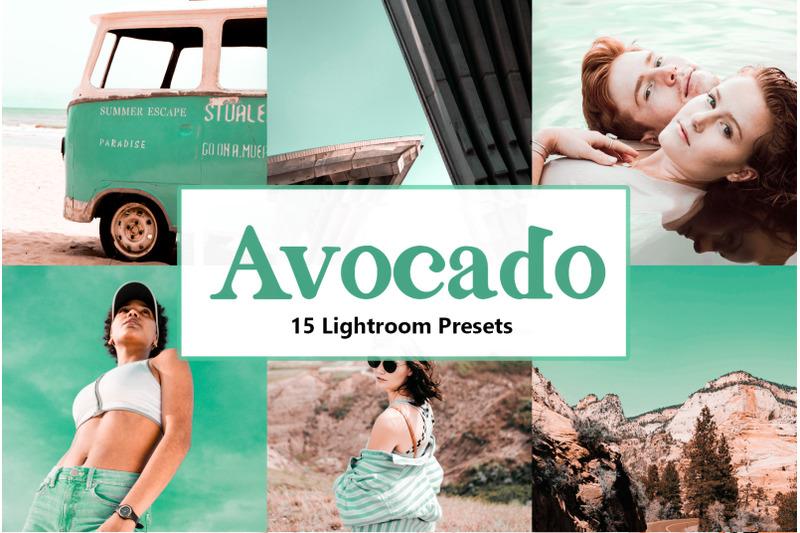 avocado-lightroom-presets