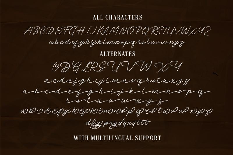 the-randi-handwritten-script