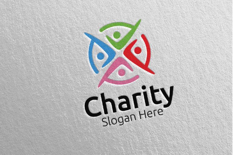 charity-hand-love-logo-design-38