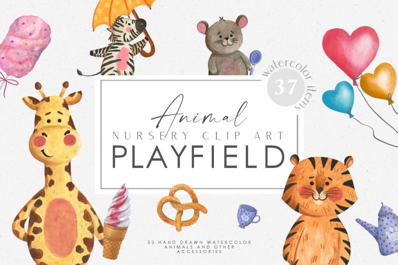 watercolor-animal-nursery-clip-art