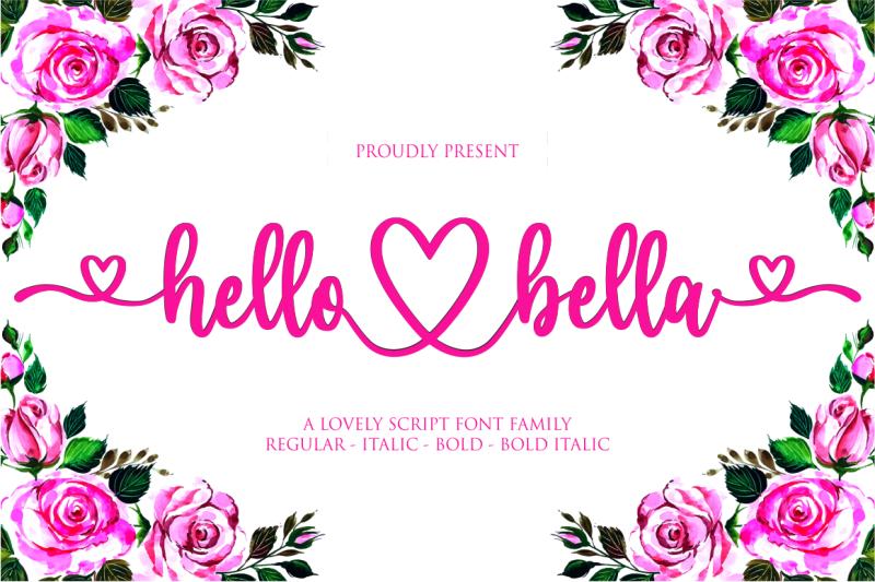 hello-bella