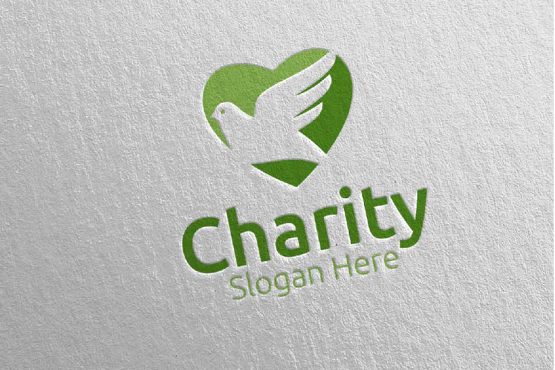 dove-charity-hand-love-logo-design-61