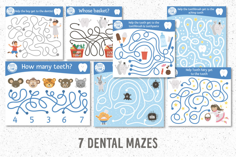 funny-mazes-collection