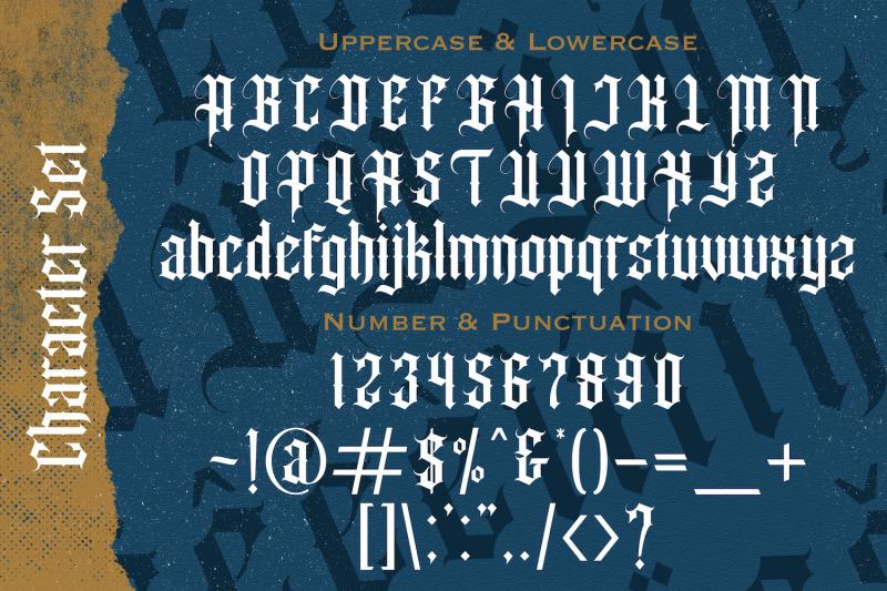 angel-wish-blackletter-font