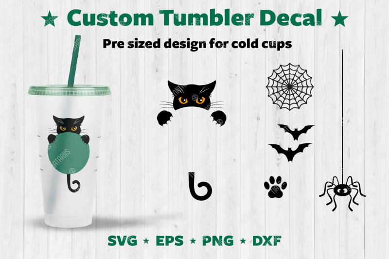 halloween-custom-tumbler-decal