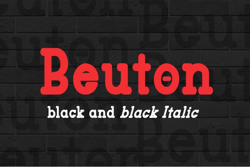 beuton-black