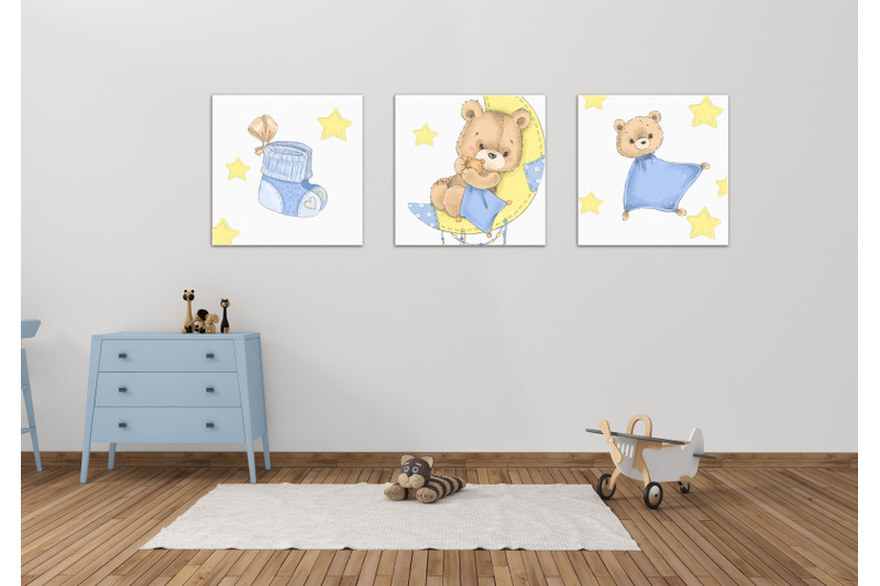 nursery-boy-clipart-bundle-baby-room-decor-digital-graphic-pack-birt