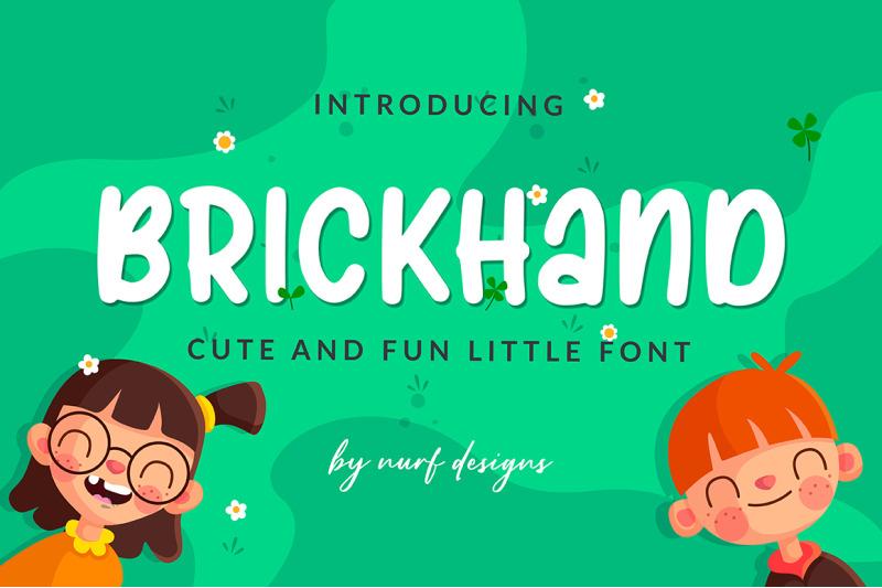 brick-hand