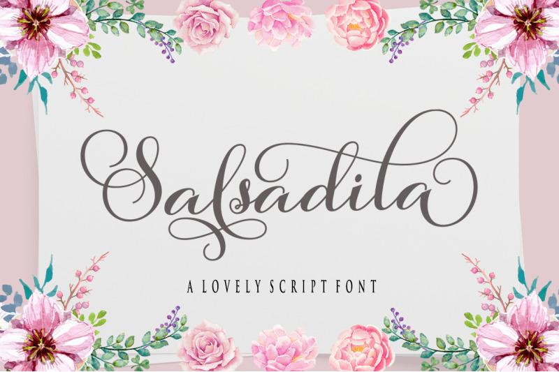 salsadila-script