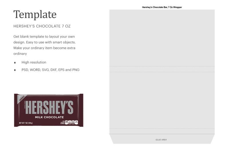 hershey-039-s-chocolate-bar-7oz-wrapper