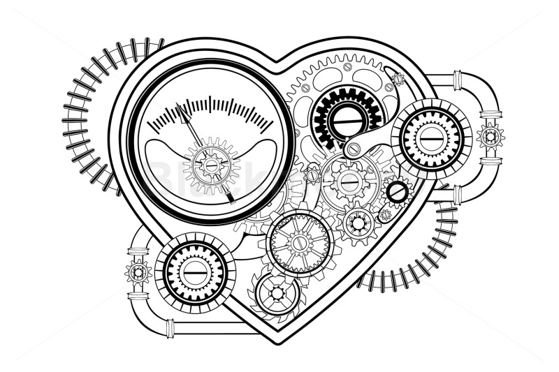 contour-mechanical-heart-steampunk