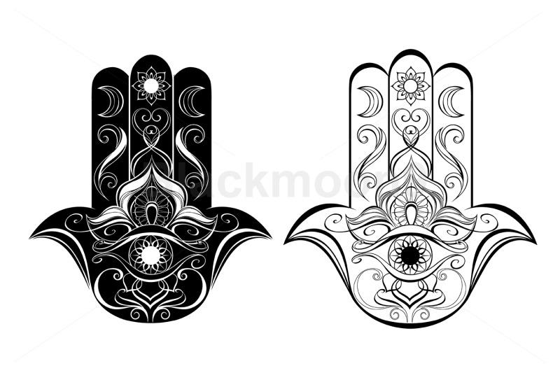 two-contoured-hands-hamsa