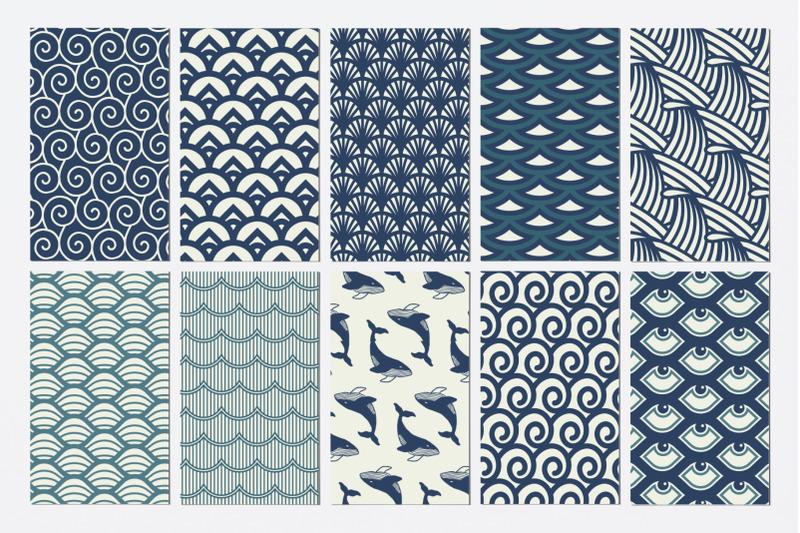 sea-story-patterns