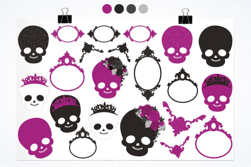 pretty-skulls