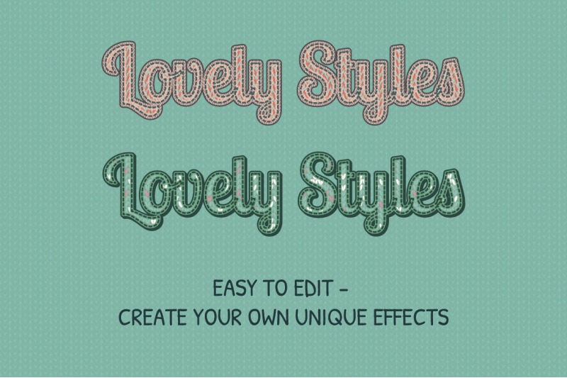 knitted-text-effects-is-a-set-of-graphic-styles-handcraft-handmade