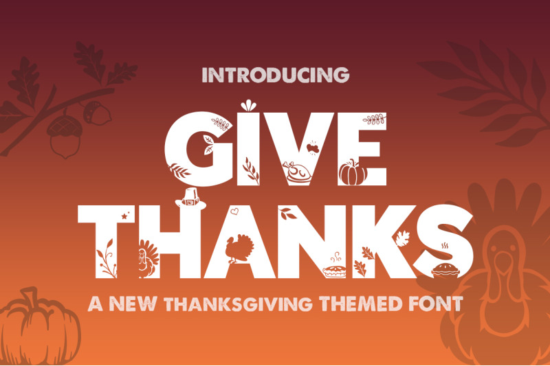 give-thanks-silhouette-font-thanksgiving-fonts-silhouette-fonts