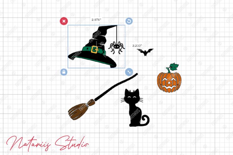 custom-halloween-tumbler-decal