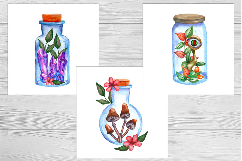 magic-plants-and-witch-039-s-terrariums