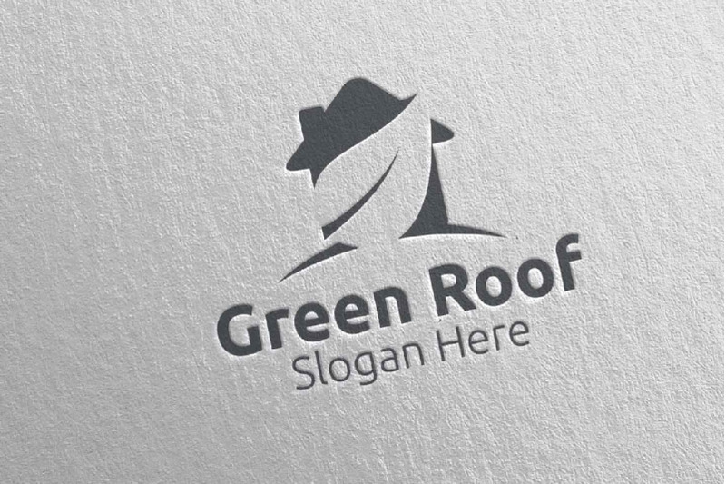 real-estate-green-roofing-logo-41
