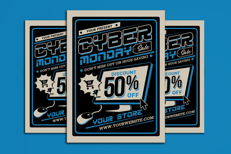 cyber-monday-sale-flyer