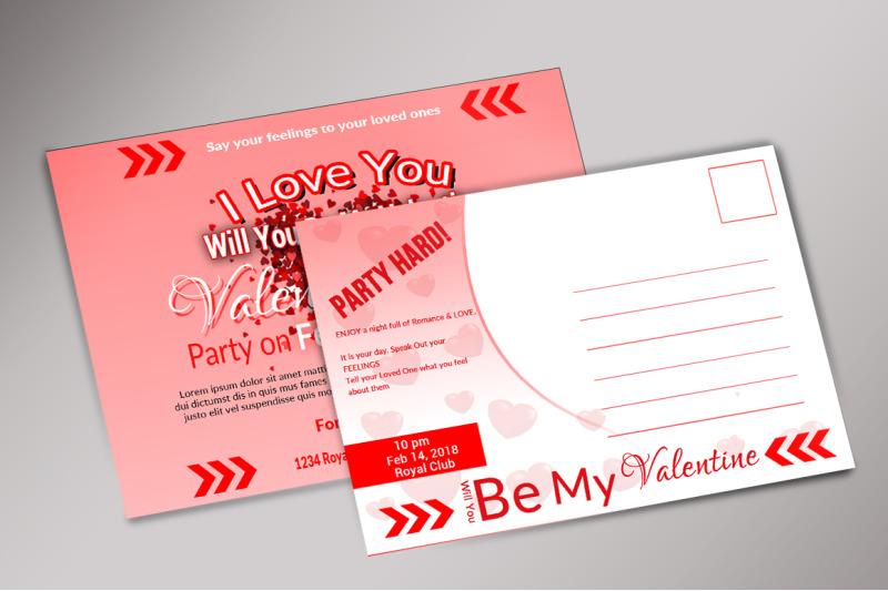valentine-day-postcard