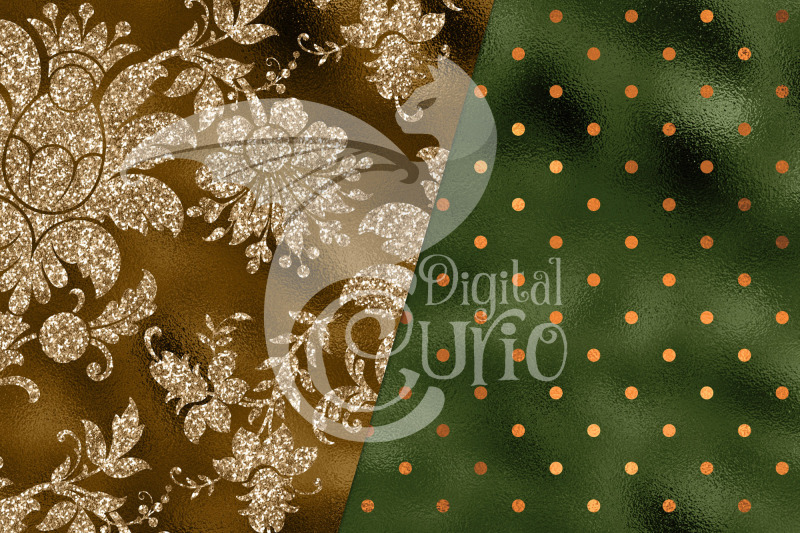 autumn-glam-digital-paper