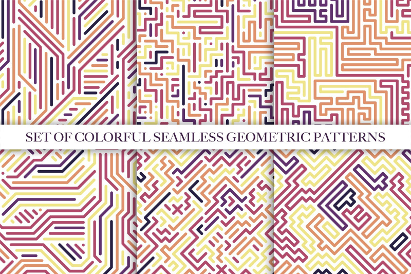 color-geometric-seamless-pattens