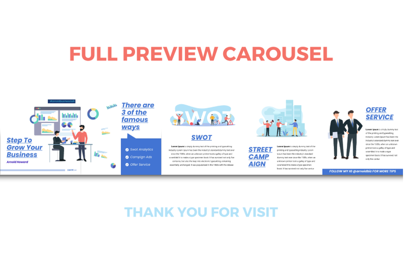 business-coaching-instagram-carousel-powerpoint-template