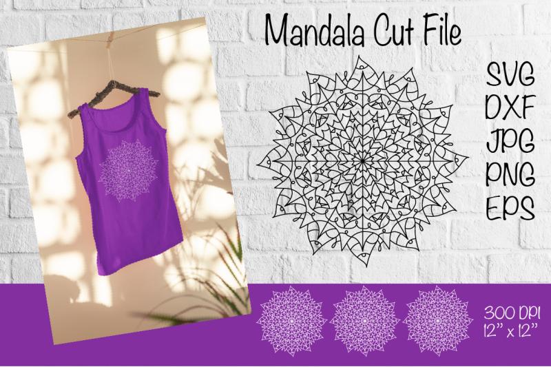 mandala-svg-mandala-cut-file-mandala-paper-template