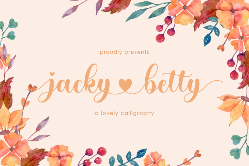 jacky-betty-lovely-calligraphy