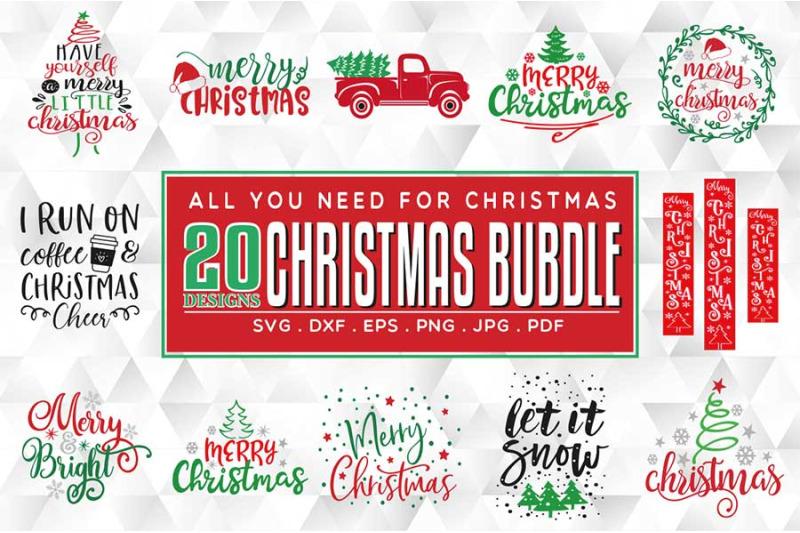 20-christmas-svg-bundle